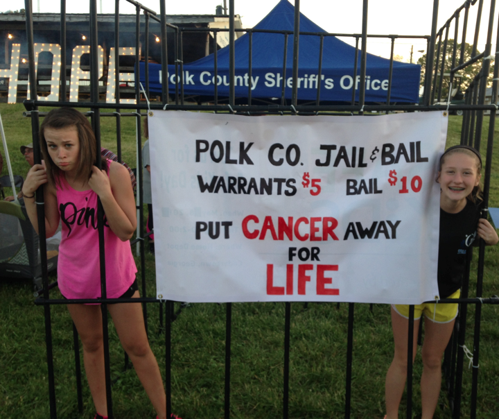 Polk Relay For Life 2015 Northwest Georgia News News