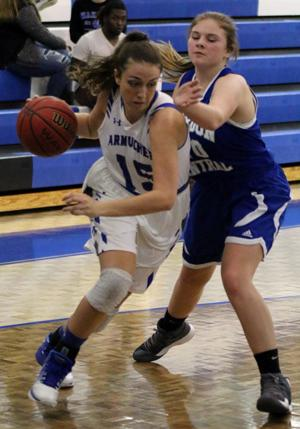 GIRLS BASKETBALL: Armuchee girls lose in second-round matchup with Fitzgerald