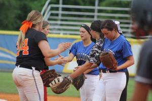SOFTBALL: Georgia stars split with Tennessee in All-Star Classic