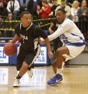 Boys Basketball: Coosa at Model
