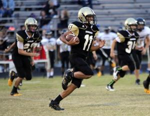 FOOTBALL: Pepperell's middle school team defeats Rockmart 24-14