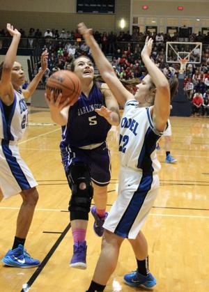 BASKETBALL: Darlington girls win 3rd straight title
