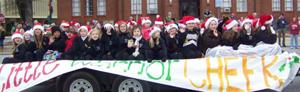Cherokee County Christmas Parade 2013