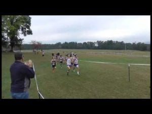 Darlington runners win first races in 2013 All Area Cross Country Meet