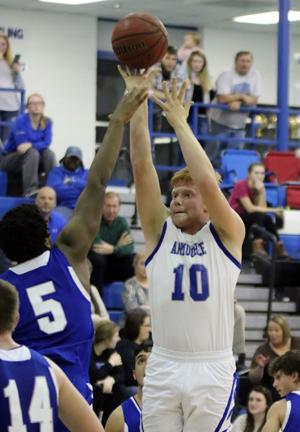 BOYS BASKETBALL: Armuchee routs Gordon Central on special night
