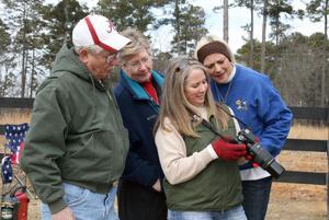 Bald eagle besties flock to Berry College