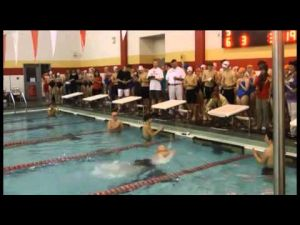 Rome High swimmers win out over Etowah, NW Whitfield in home waters