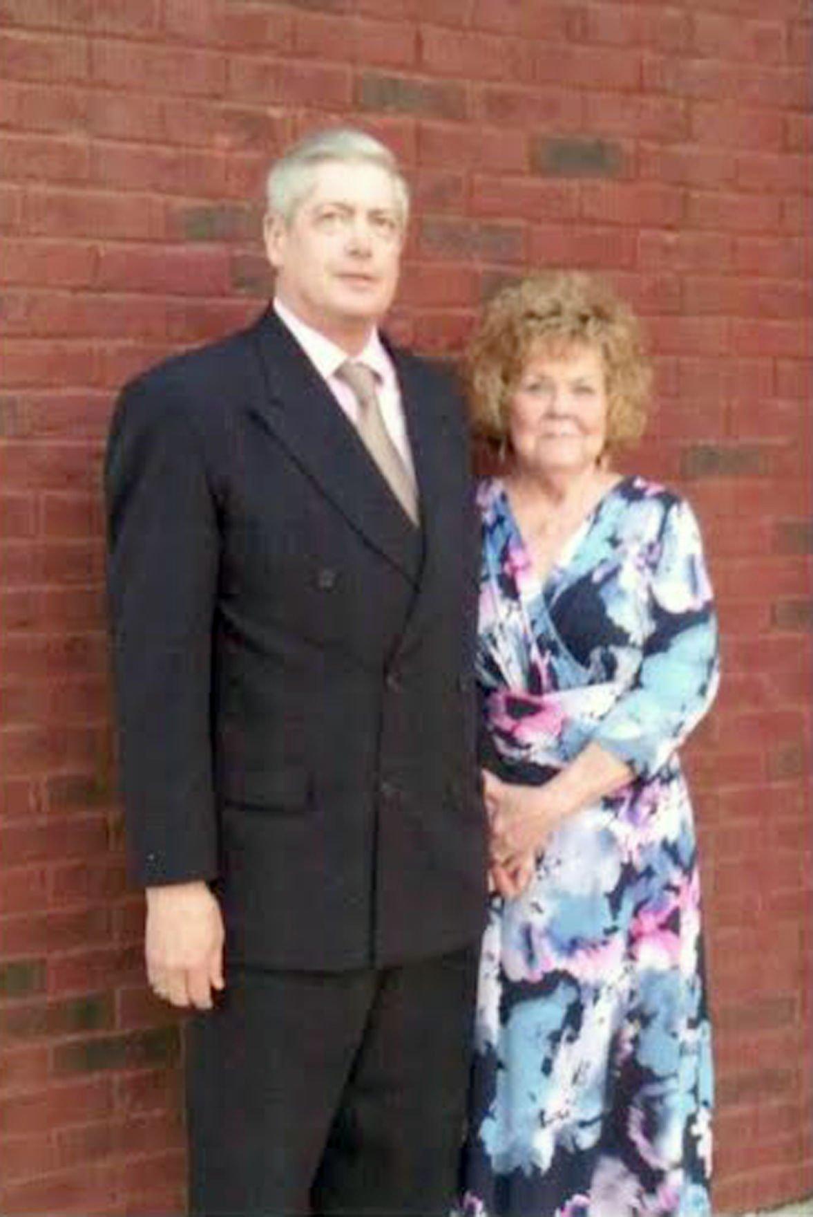 Randy and Donna Pitman