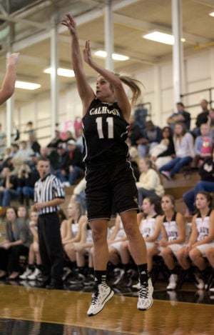 GIRLS BASKETBALL: Lady Jackets roll to win past Lady Eagles at Coosa