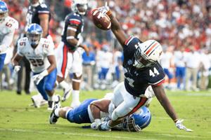 COLLEGE FOOTBALL: Auburn, K-State get early chance to make statement