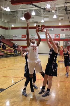 Basketball: Rome girls hold off Creekview