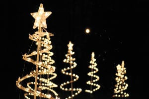 Oak Hill Candles and Carols Dec. 6-7 - rain or shine