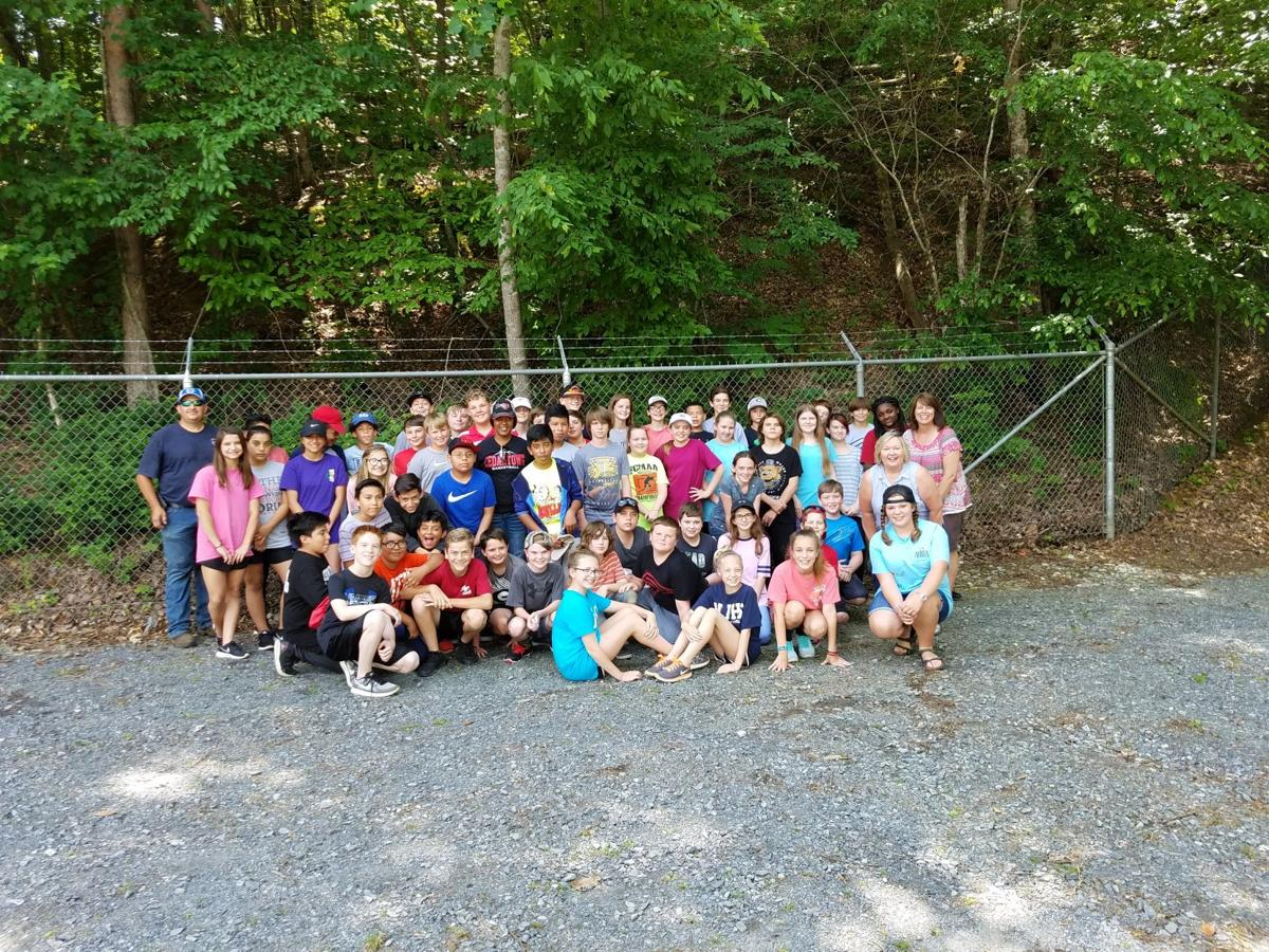 Students visit Polk County Water Authority