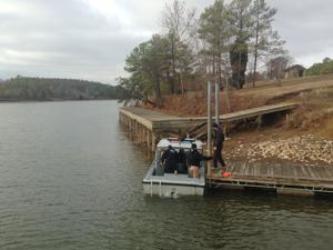 Search still on for possible 5th victim after vehicle goes off dock in Alabama