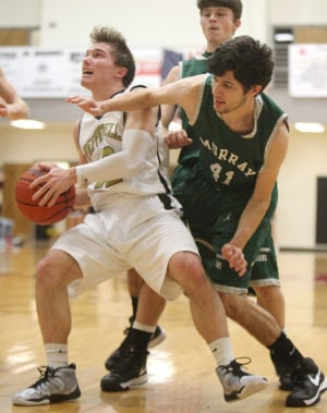 Boys Basketball: Murray County at Pepperell