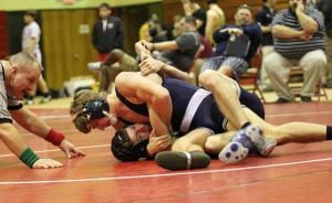 WRESTLING: Abbreviated Gordon Lee roster takes fifth in Dalton