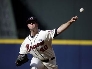 Wood strikes out 12 for Braves in 1-0 win