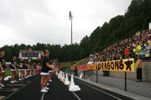 Pepperell Dragons Fox 5 Visit 2