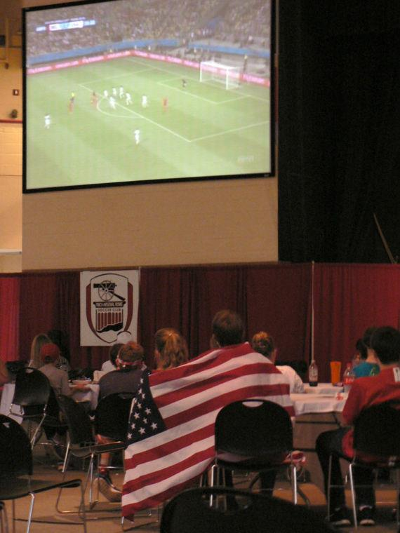 World Cup Party at The Forum