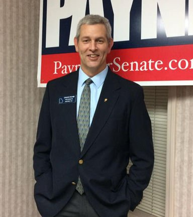 Payne emerges victorious in election for Senate District 54 seat