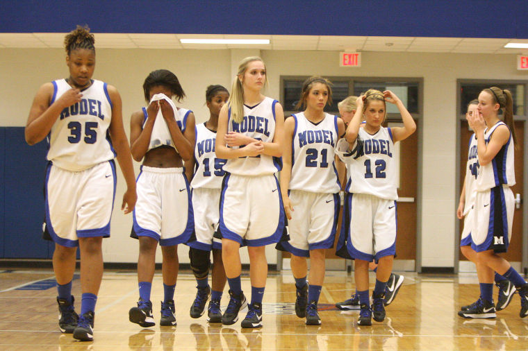 Girls Basketball: Model v. Lovett