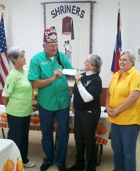 Shrinettes raise $8,000 for Childrens Hospital