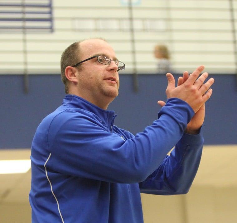 Boys Basketball: Model head coach Jacob Travis