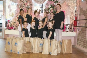 City Ballet hosts 14th annual food drive
