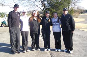 Calhoun girls win City-County Cup