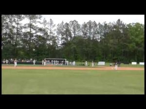 Coosa shut out in first round of AA baseball playoffs by Wesleyan