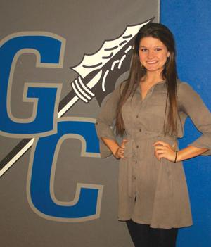 Gordon Central's Maci Mills