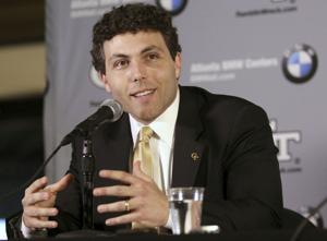 GEORGIA TECH BASKETBALL: Georgia Tech starting over with new coach Josh Pastner