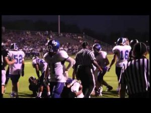Coosa sprints past Gordon Central 33-6