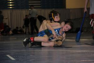 Wrestling: Grindhouse teams win duals event at The Forum