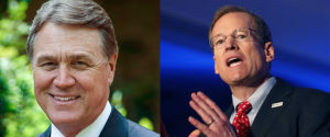 Kingston, Perdue make final pitch in Senate race