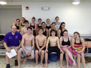 Darlington swimming
