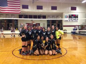 Back-to-back champs! Rockmart volleyball hosting first round of state playoffs Wednesday