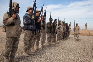 M16 marksmanship training