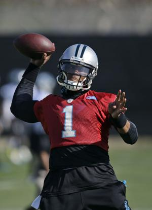 NFL: Team, coaches say Newton's success is not by accident