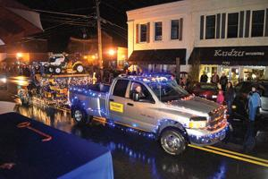 Down Home Christmas parade in Ringgold Dec. 5