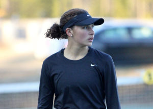TENNIS: Cedartown Lady 'Dogs fall in state playoff opener