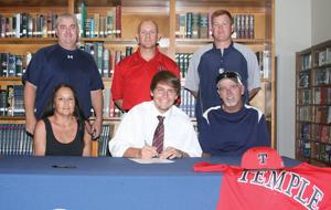 BASEBALL: Former Walker County foes to be teammates at Tennessee Temple