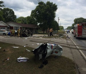 Tractor-trailer rear ends mail truck, injuring mail carrier