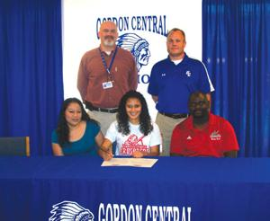 Gordon Central's Deisy Najarro