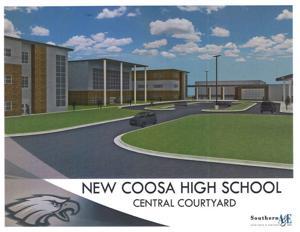 Coosa High plans