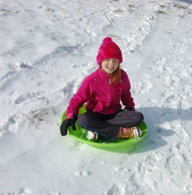 Polk Snow Day 2014 3