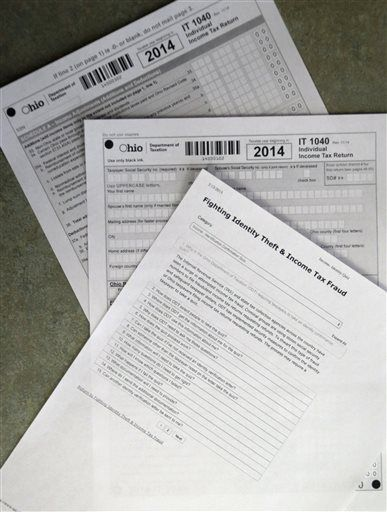 Identity Theft & Income Tax Fraud