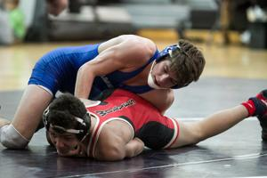 WRESTLING: Floyd County teams use duals meet to continue improvement