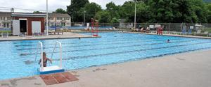 Area swim parents discuss wish, need for indoor pool with Ringgold city council
