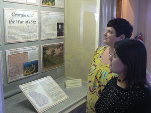 Chieftains Museum program features Georgia's role in War of 1812